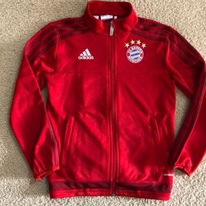 Adidas FC Bayern training jacket